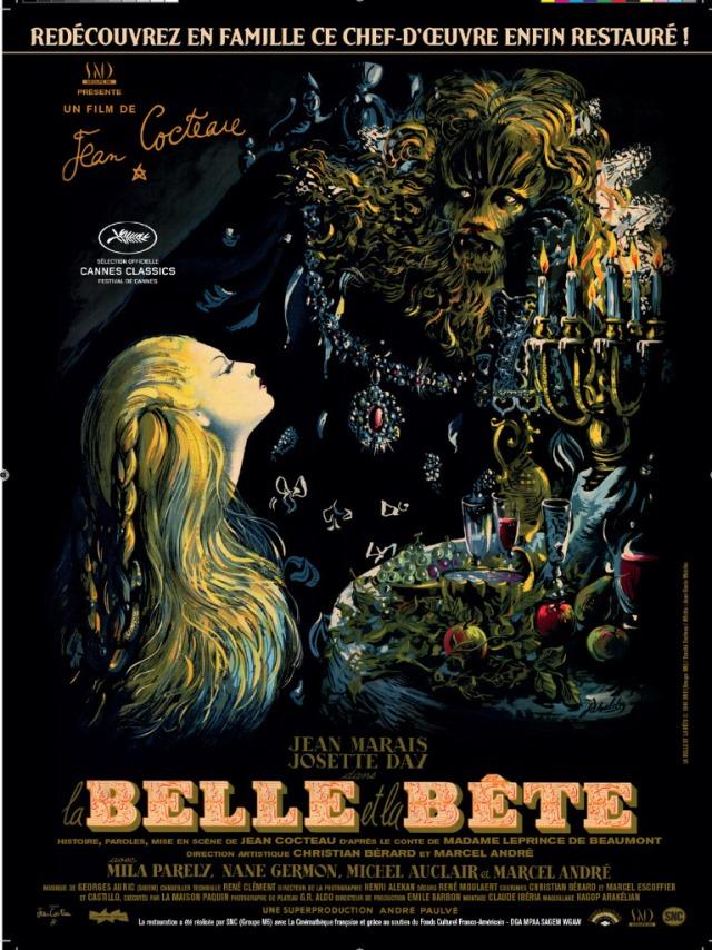 La Belle et la Bête, Jean Cocteau.