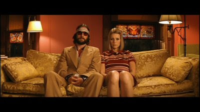 Margot e Richie Tenenbaums  preppy