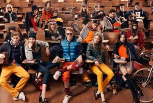 Super Preppy for Tommy Hilfiger Fall 2013.