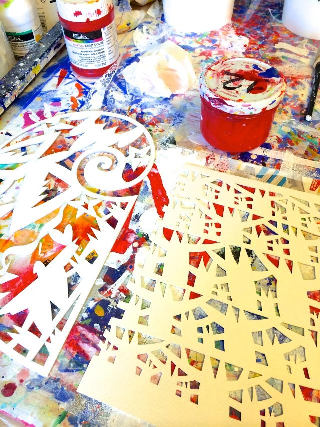 colore, carta, artista, claudio diatto, paper, papier